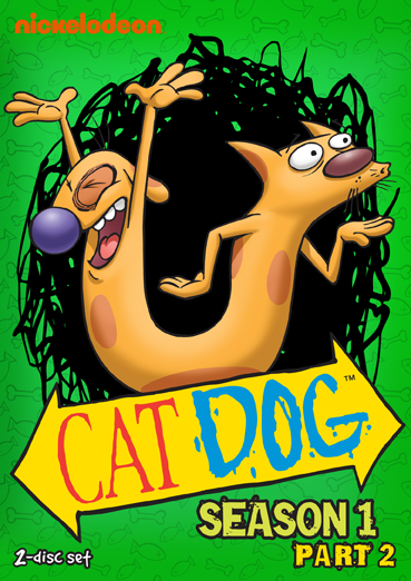 Catdog Safety Dog : catdog, safety, CatDog:, Season, Shout!, Factory