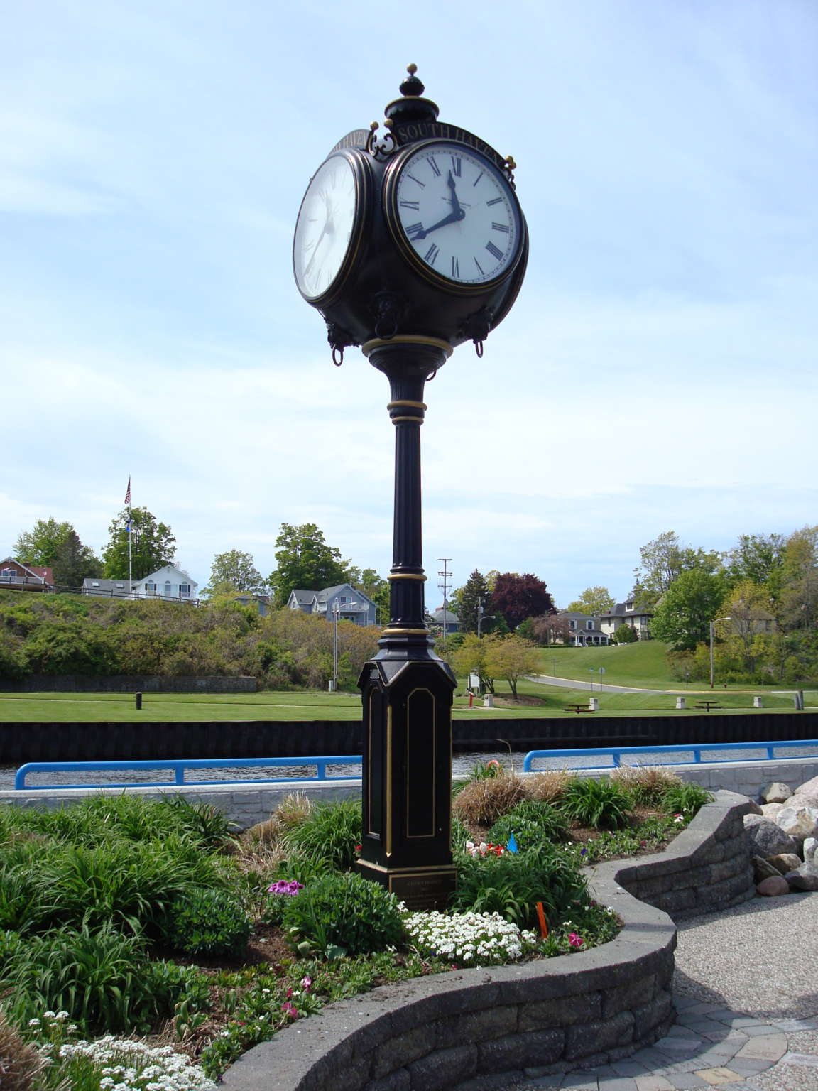 Harbor Clock