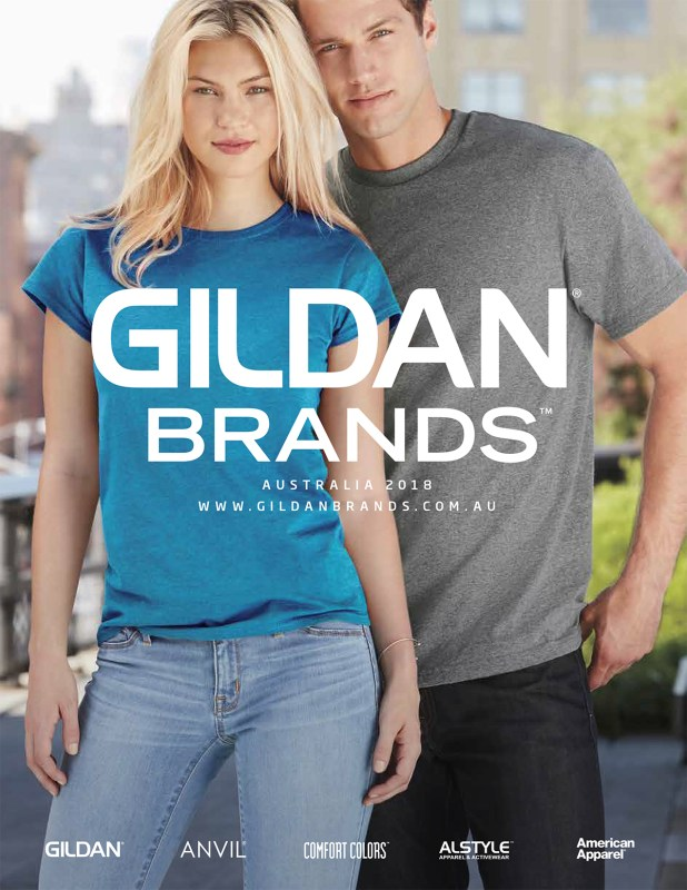 Gildan Australia Catalogue