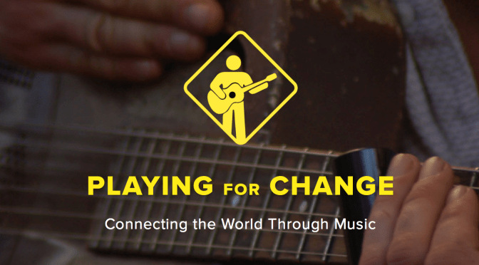 A global music collaboration for good