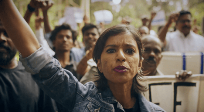 Artists and social activists in India fight a global corporation with music