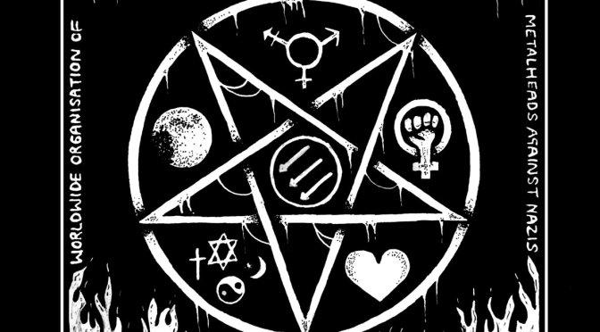 Anti-Fascist, Anti-Racist Metal Music Compilation Album