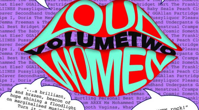 Loud Women Vol. 2: Track Listing Revealed