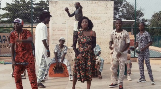 New Song From Palenque HipHop Group Kombilesa Mí Premiering Today (Video)