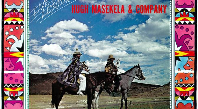 Hugh Masekelas's Protest Concert 'Live In Lesotho' From 1980 Being Re-Released