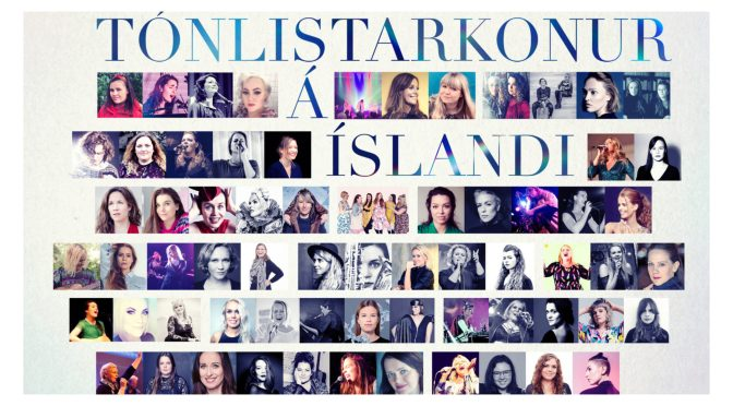 Icelandic Female Musicians Unite In Protest Of A Biased Music Industry