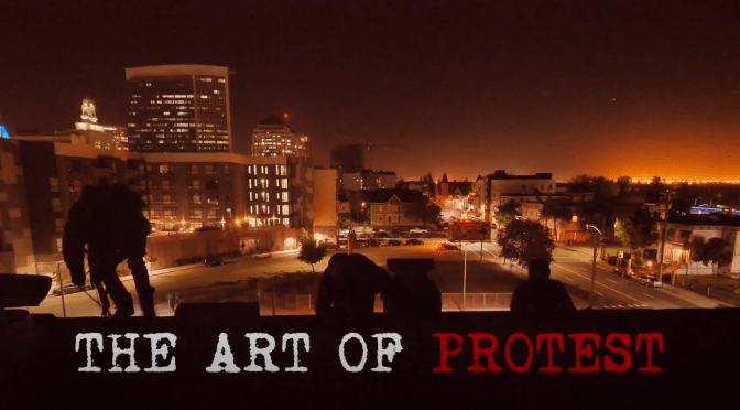 Artists Lend Their Voices To A New Documentary About Protest Art