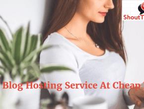 Best Blog Hosting Service