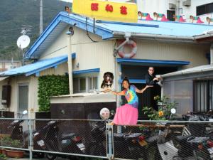 奄美大島のゲストハウス「昭和荘」スタッフ