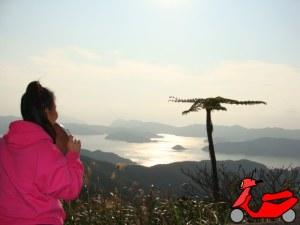 奄美大島南部・油井岳展望台