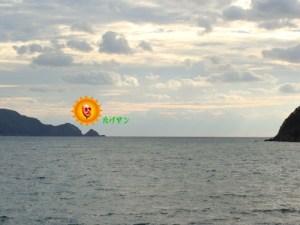 阿木名海岸付近の初日の出スポット