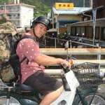 奄美・昭和荘のレンタルバイクで島旅