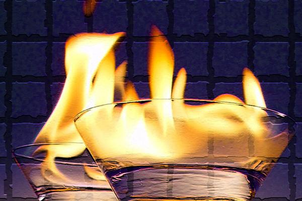 какие условия необходимы для возникновения процесса горения