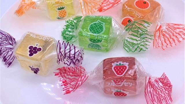 金城ミックスゼリー。懐かしいお菓子 japanese-nostalgia-snacks