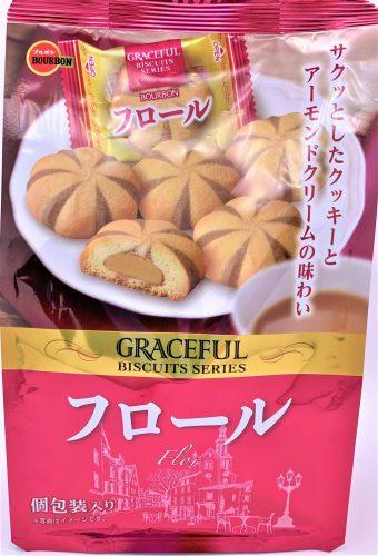 ブルボン フロール bourbon-flor-graceful-biscuits-series