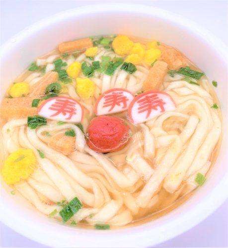 日清食品 どん兵衛 年明けうどん 2020年 期間限定 japanese-instant-noodle-nissin-donbei-happy-new-year-udon-2020-limited-edition