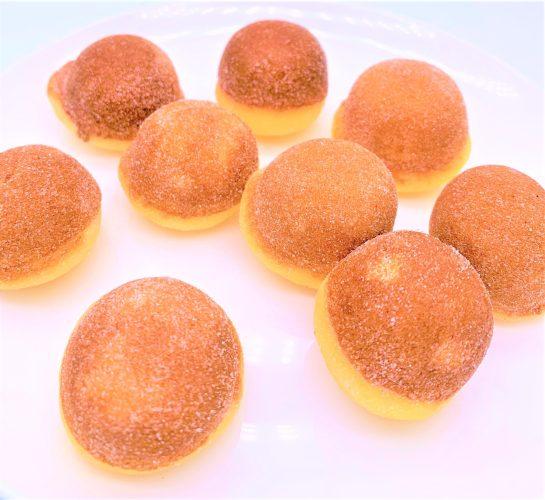 清水製菓 美鈴かすていら 鈴カステラ 鈴カステーラ 懐かしいお菓子 japanese-nostalgia-snacks-shimizuseika-bell-castella-sponge-cake
