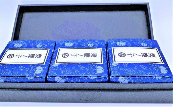 小布施堂 栗鹿ノ子 ミニ japanese-traditional-confectionery-obusedo-kurikanoko-mini
