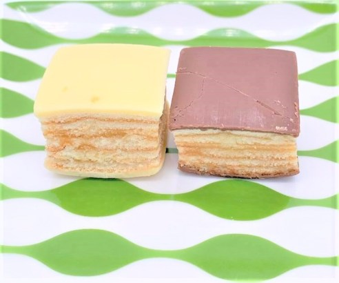 ブルボン ふんわりチョコバーム チョコ&ホワイト ミニバームクーヘン 2020 japanese-snacks-bourbon-funwaricyokobamu-bite-size-baumkuchen-chocolate-and-white-chocolate-2020