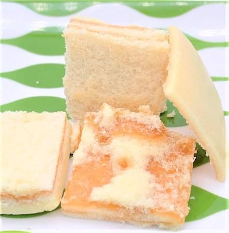 ブルボン ふんわりチョコバーム チョコ&ホワイト ミニバームクーヘン 2020 japanese-snacks-bourbon-funwaricyokobamu-bite-size-baumkuchen-chocolate-and-white-chocolate-2020