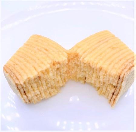 くらし良好 北海道産牛乳を使用した 厚切りカットバウム バウムクーヘン 生活良好 2020 japanese-sweets-kurashiryoukou-hokkaido-atsugirikattobaumu-a-piece-baumkuchen-seikatsuryoukou-2020