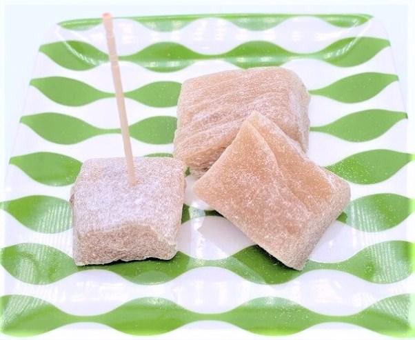 お菓子 丸三玉木屋 くるみ餅 袋 2020 japanese-nostalgia-snacks-marusan-tamakiya-kurumi-mochi-walnut-rice-cake-2020