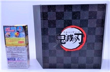 タカラトミーアーツ 鬼滅の刃 ミニ屏風コレクション ガム お菓子 2020 japanese-snacks-takaratomy-arts-kimetsu-no-yaiba-chewing-gum-small-folding-screen-demon-slayer-2020
