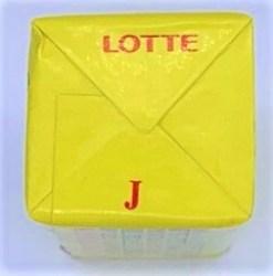 懐かしいお菓子 ロッテ ジューシー&フレッシュ ガム 復刻 2020 japanese-nostalgia-chewing-gum-lotte-juicy-and-fresh-cinnamon-flavored-2020