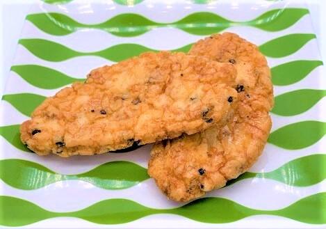 ベフコ 栗山米菓 ばかうけ ごま揚 しょうゆ味 ヒカキン コラボ 袋 お菓子 2021 japanese-snacks-befco-kuriyama-beika-bakauke-fried-rice-cakes-hikakin-package-design-2021
