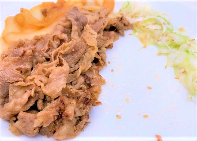 吉野家 牛焼肉丼 アタマの大盛 テイクアウト 2021 japanese-fast-food-yoshinoya-gyu-yakiniku-don-grilled-meat-beef-2021-to-go