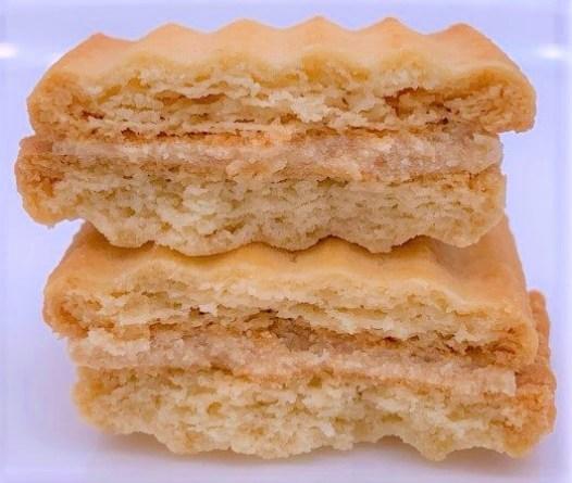 森永製菓 塩キャラメル クリームサンドクッキー 箱 お菓子 2021 japanese-snacks-morinaga-salted-caramel-cream-sandwich-cookies-2021