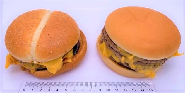 マクドナルド サムライマック 炙り醤油風 ダブル肉厚ビーフ テイクアウト 2021 japanese-mcdonalds-samuraimac-burger-2021-to-go