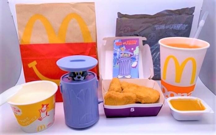マクドナルド ハッピーセット トムとジェリー 第2弾 テイクアウト 2021 japanese-mcdonalds-happy-meal-tom-and-jerry-2-2021-to-go