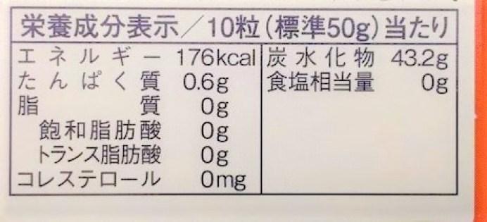 セイカ食品 しょうがアメ ソフトな生姜飴 小箱 お菓子 2021 japanese-snacks-seikafoods-shoga-ame-ginger-soft-candy-2021