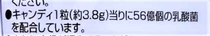 名糖産業 乳酸菌 1000億個 キャンディ フェカリス菌 ヨーグルト味 袋 お菓子 2021 japanese-candy-meito-sangyo-ec-12-lactic-acid-bacilli-yogurt-flavor-2021