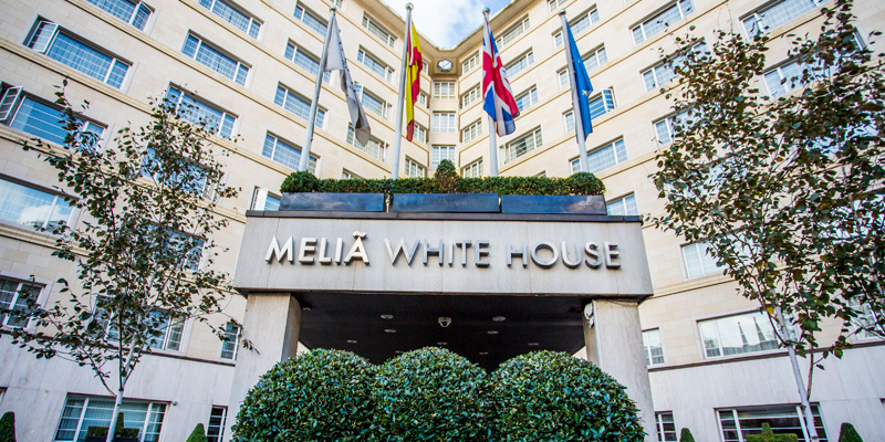 Image result for melia white house