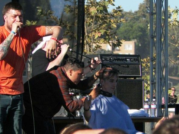 FYF Fest 2012 - Aesop Rock