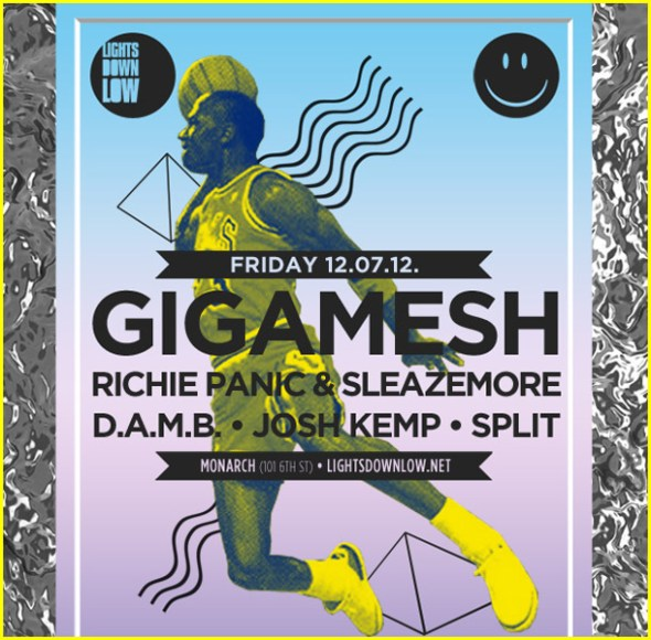 Gigamesh at Monarch