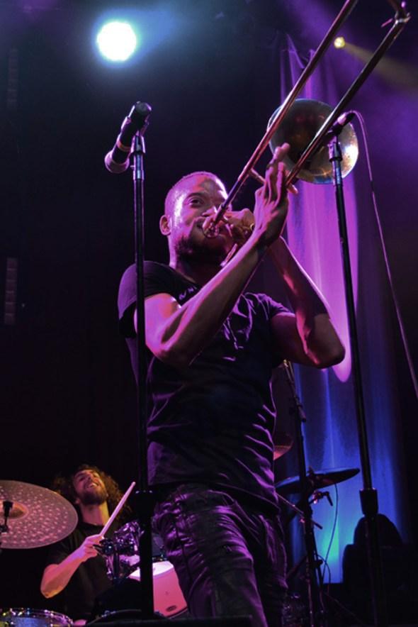 Trombone-Shorty