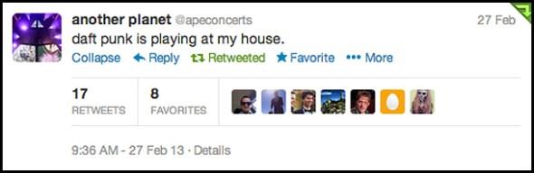 APE-Tweet