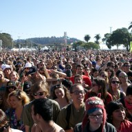 Treasure Island Music Festival Scene