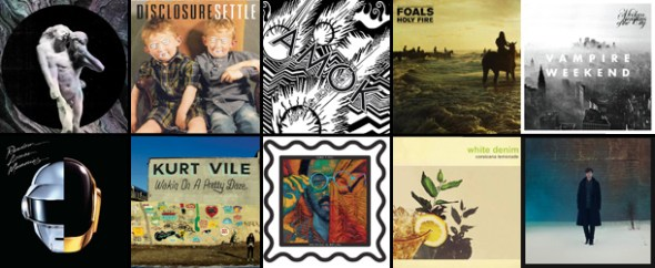 Best-Albums-of-2013