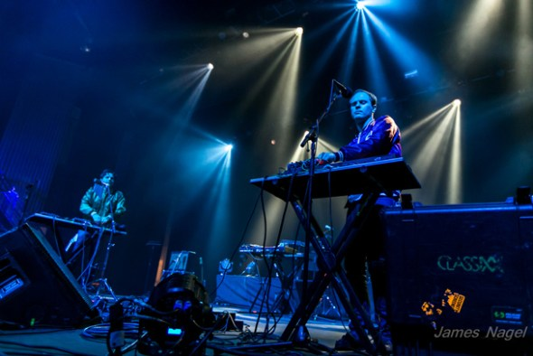 Classixx at Fox Theater Oakland 11/15. Photo by James Nagel.