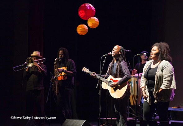 Afrofunk Experience performing
