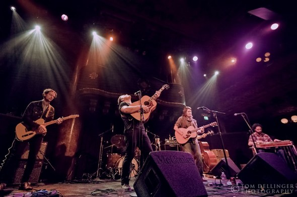 The Ponies closing things down at Great American Music Hall on September 5th