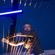 Lightning in a Bottle - William Close and the Earth Harp Collective