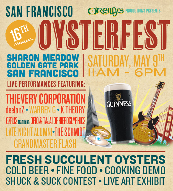 San Francisco Oyster Fest 2015