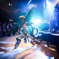Great American Spirit Ball - Aztec Dancers
