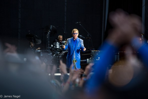 Outside Lands 2015 - Elton John