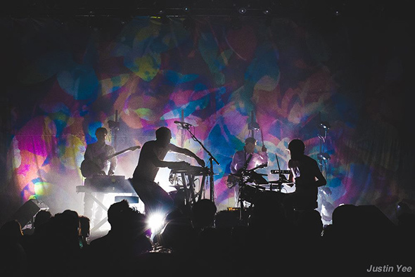 Best Live Music Acts of 2015 #2 - Caribou